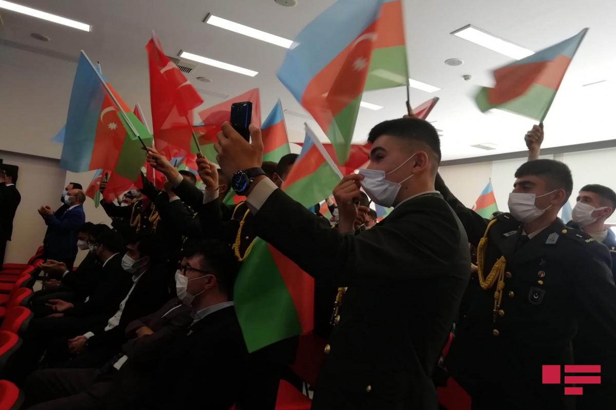 Посол Рашад Мамедов: Азербайджан и Турция поддерживают друг друга как братья-близнецы
