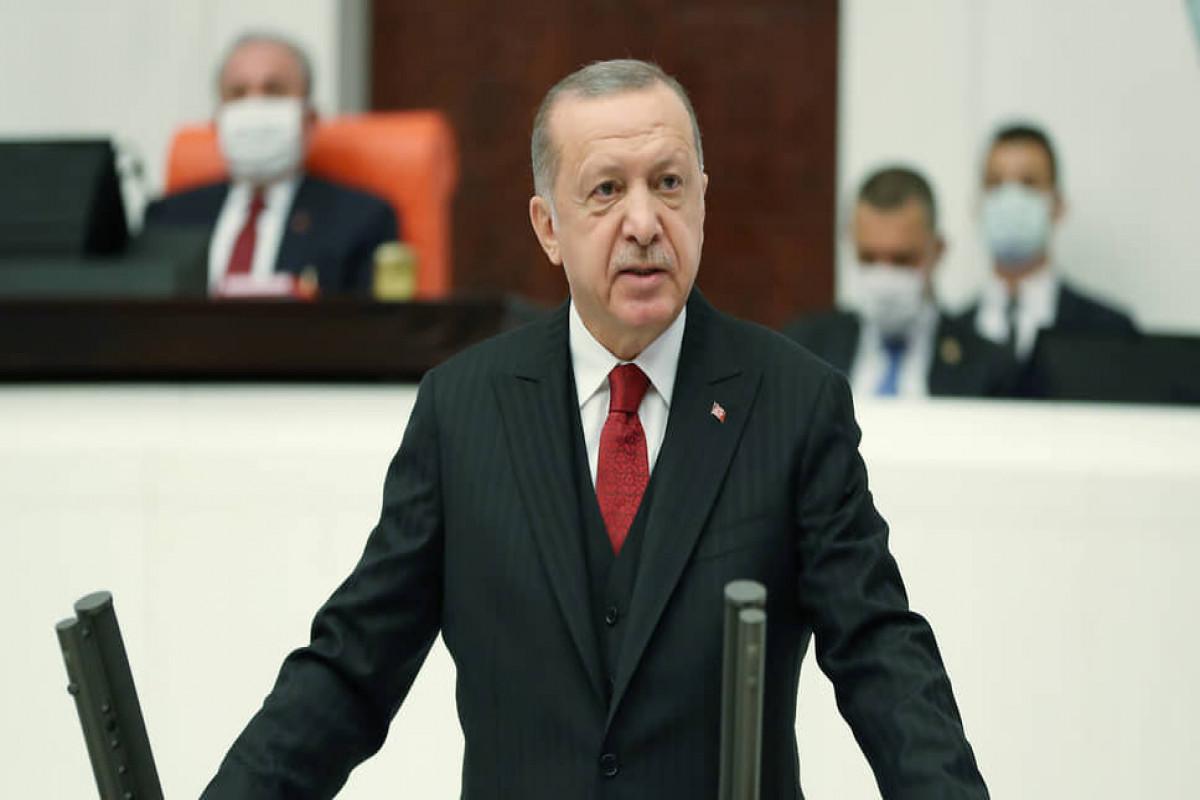 Эрдоган: Турция хотела бы, чтобы войска США вслед за Афганистаном ушли из Сирии и Ирака