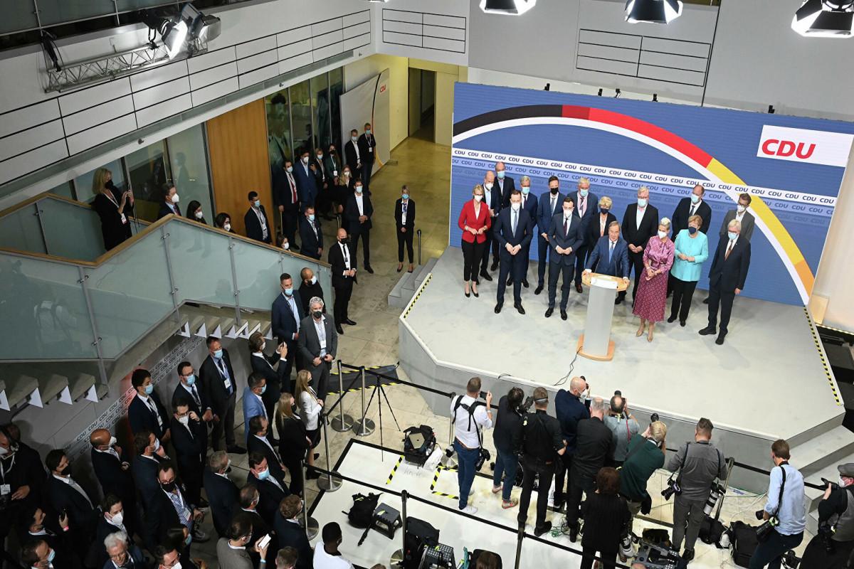В ХДС/ХСС назвали результаты выборов в бундестаг катастрофой