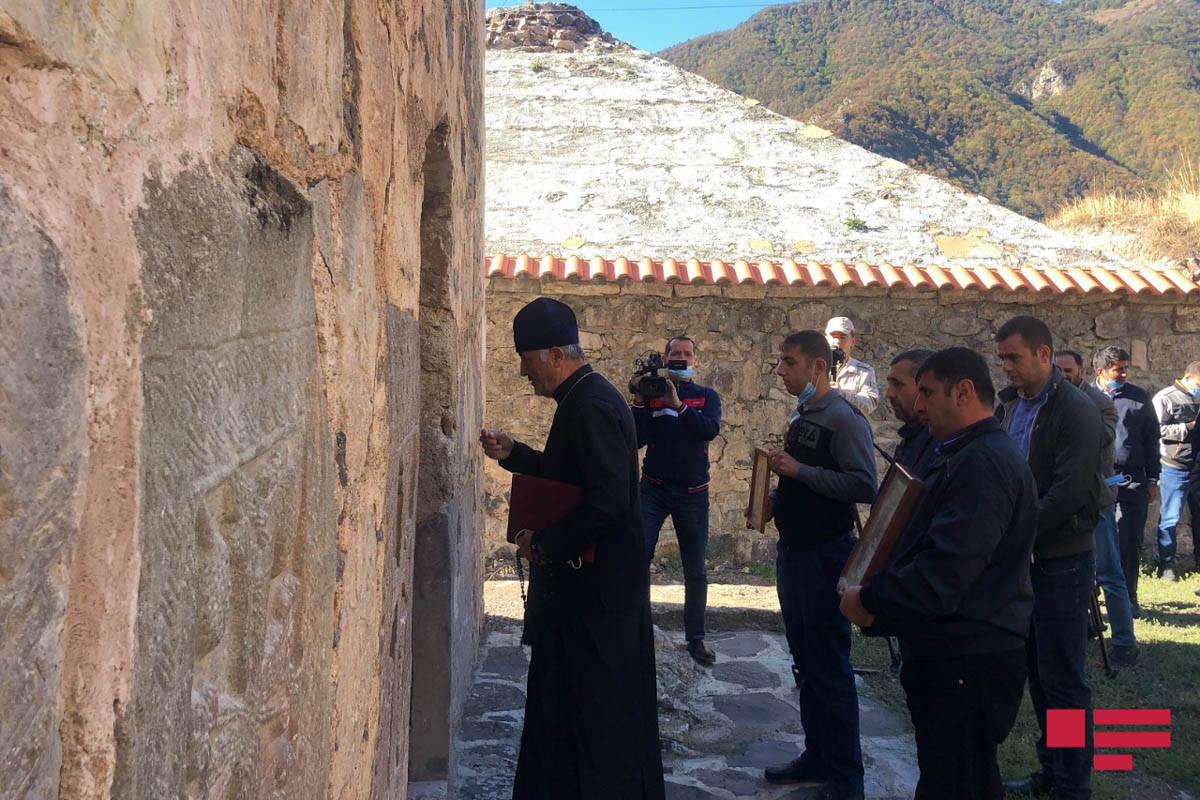 День памяти в монастыре Худавенг