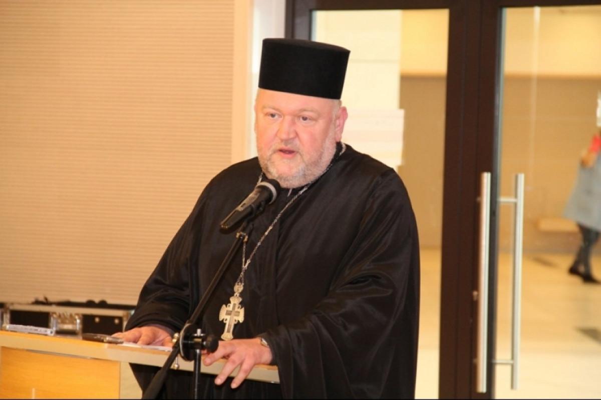 В Православной церкви Жен-Мироносиц в Баку проведен молебен в память шехидов
