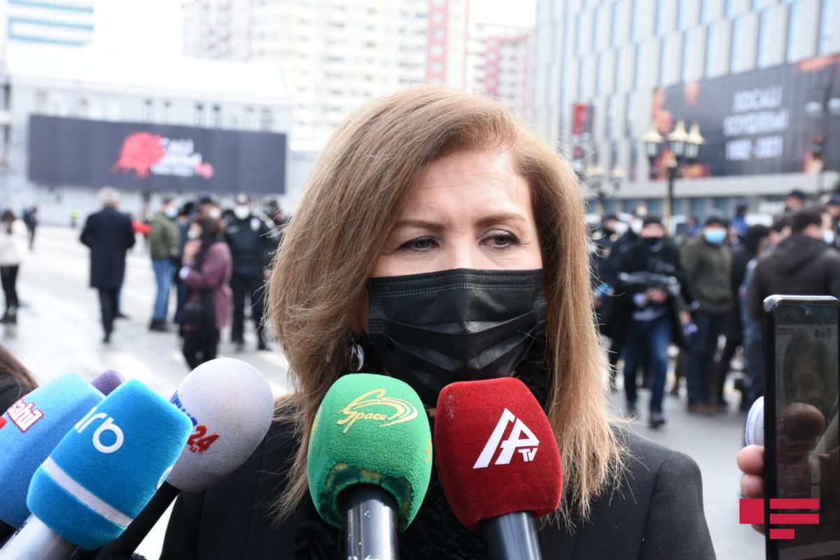 """Komitə sədri: """"Şəhid ailələri ilə bağlı layihələrimiz var"""""""