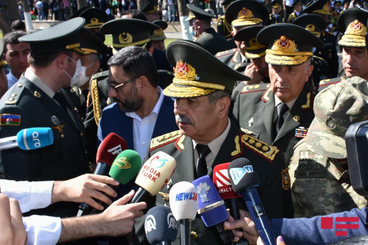 Закир Гасанов: Верховный Главнокомандующий в своем сегодняшнем обращении затронул очень серьезные вопросы