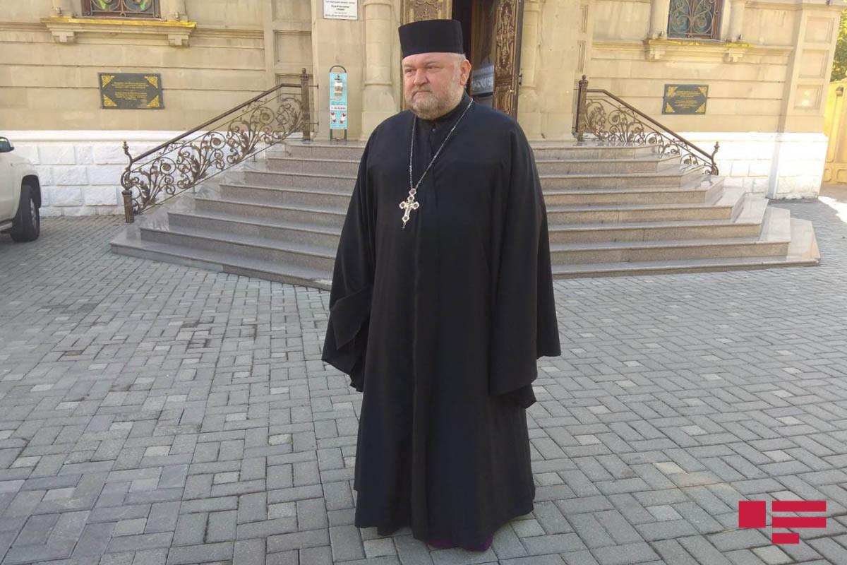 Константин Поминов: Они действительно шехиды, их дело святое