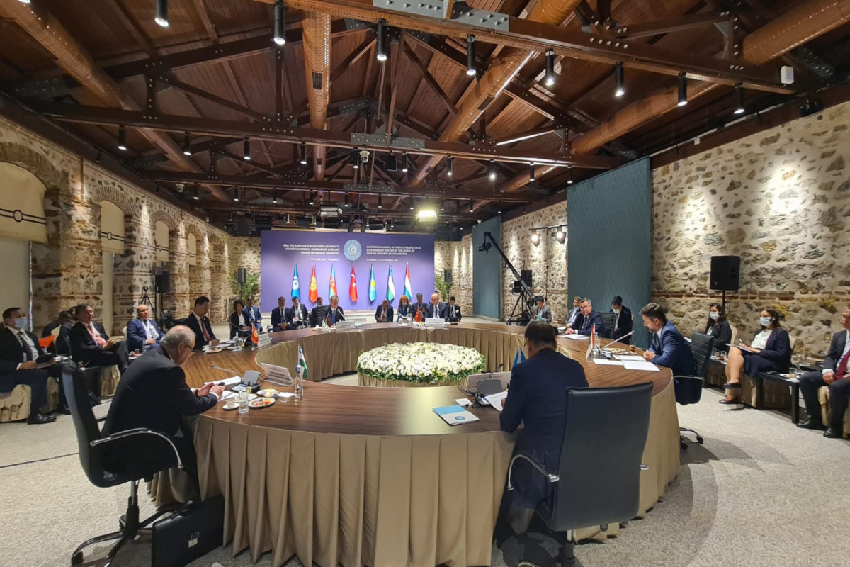 Заседание глав МИД стран Тюркского совета
