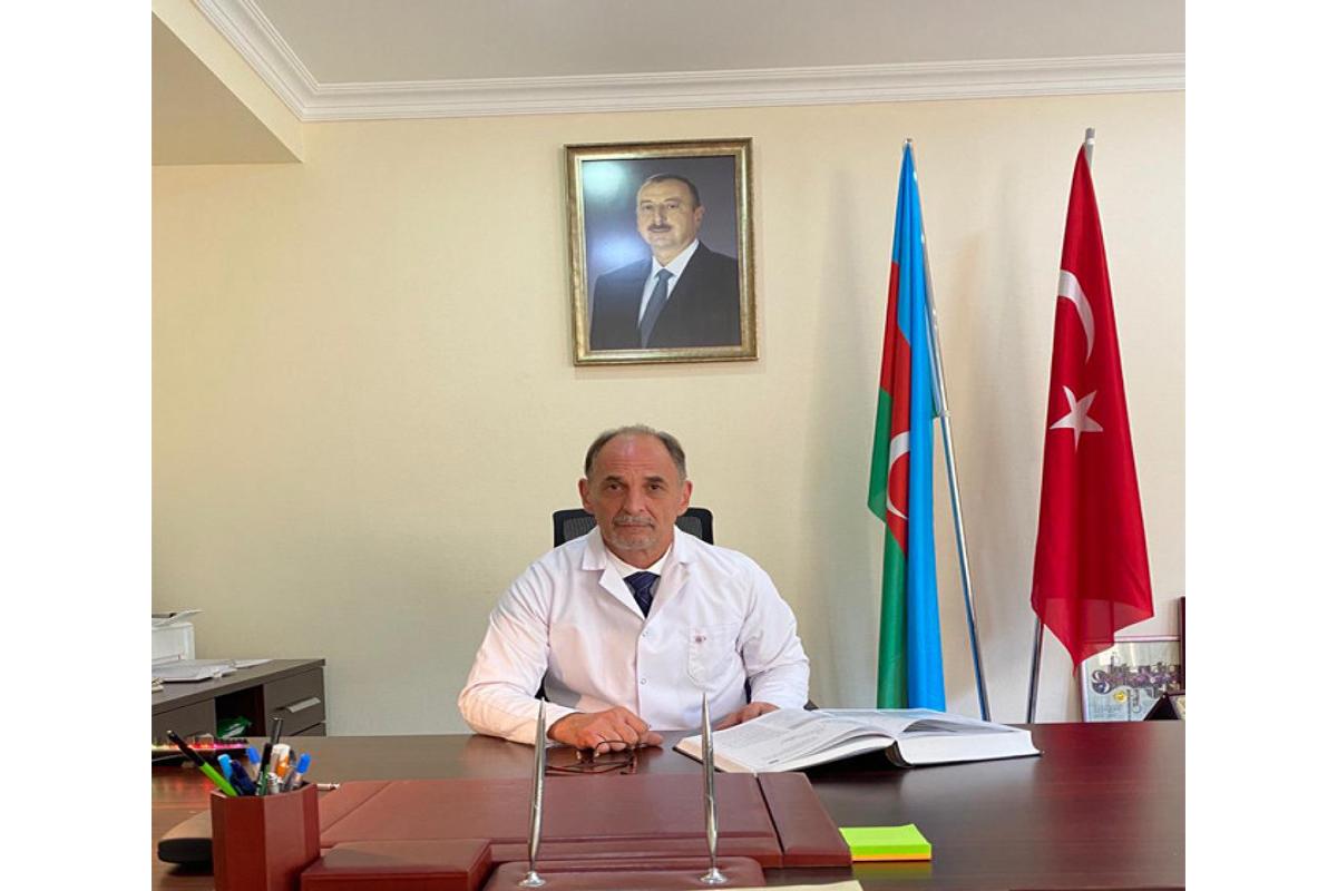 Səhiyyə Nazirliyinin mütəxəssis-eksperti İlqar Qasımov