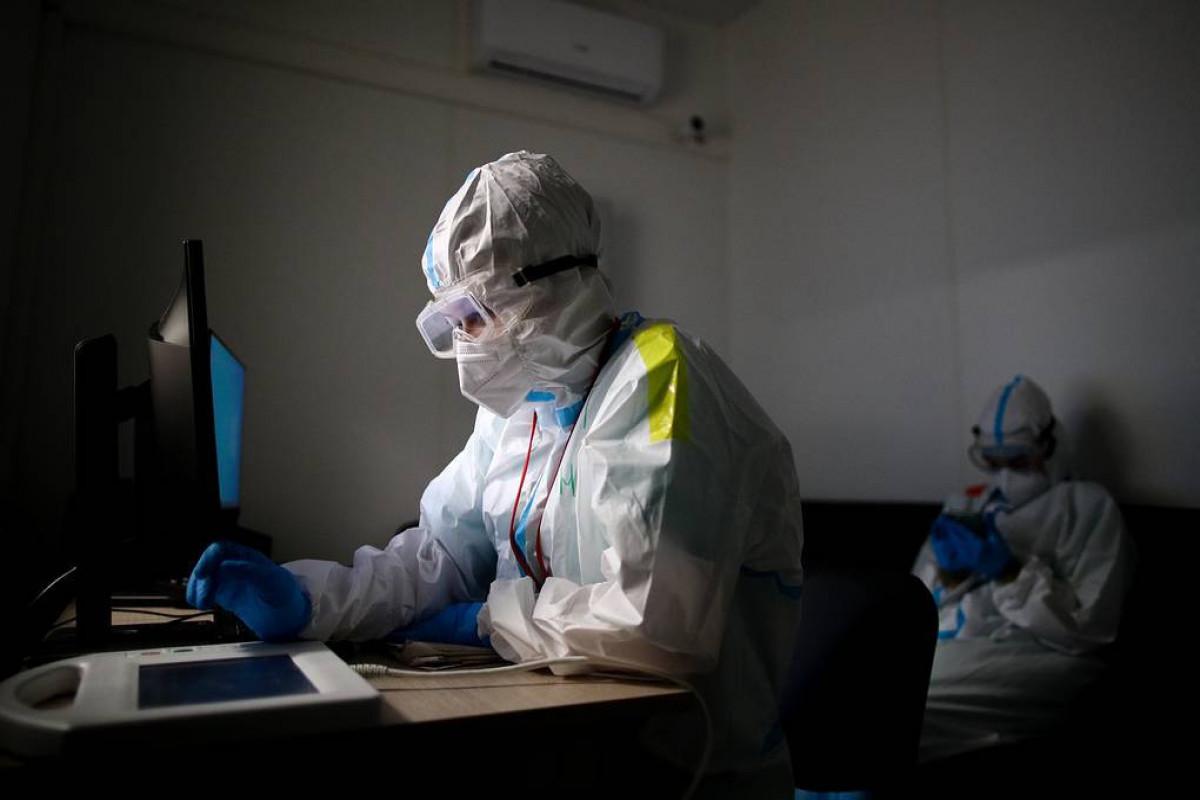 Russia records 22,236 coronavirus cases