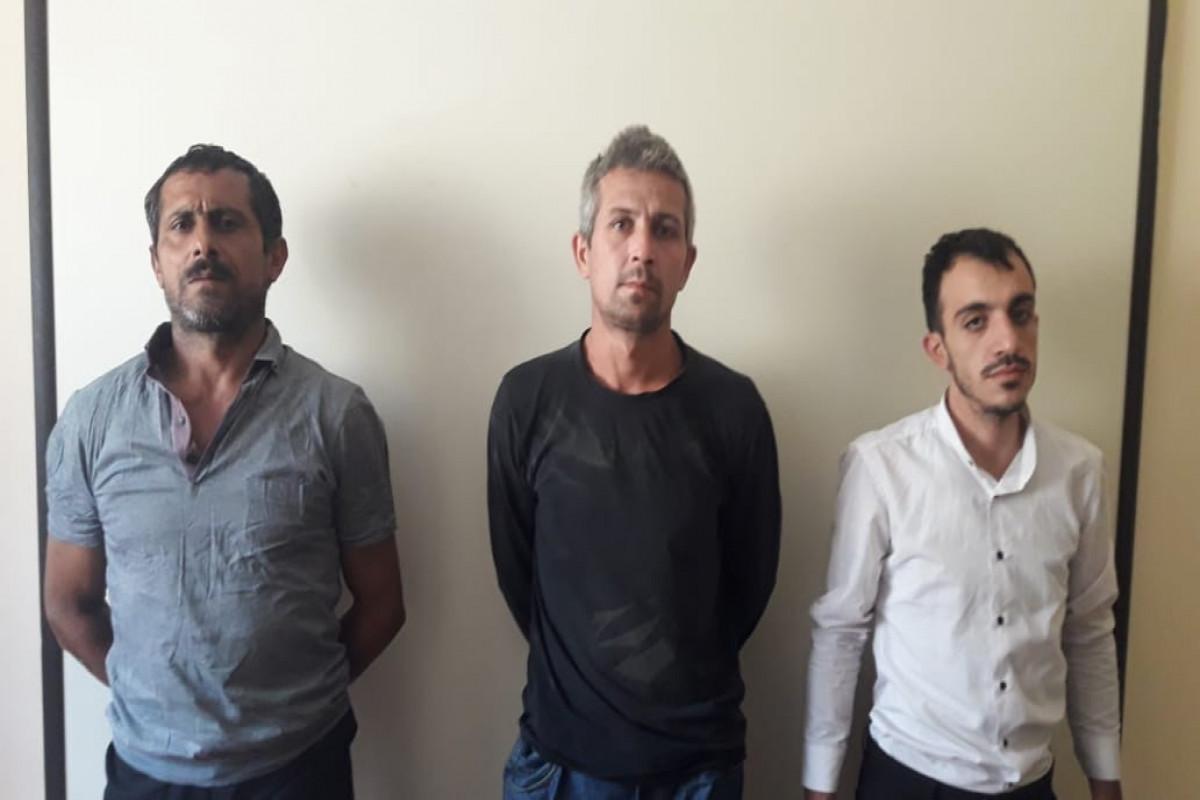 Şirvanda narkotiklərin qanunsuz dövriyyəsi ilə məşğul olan üç nəfər saxlanılıb