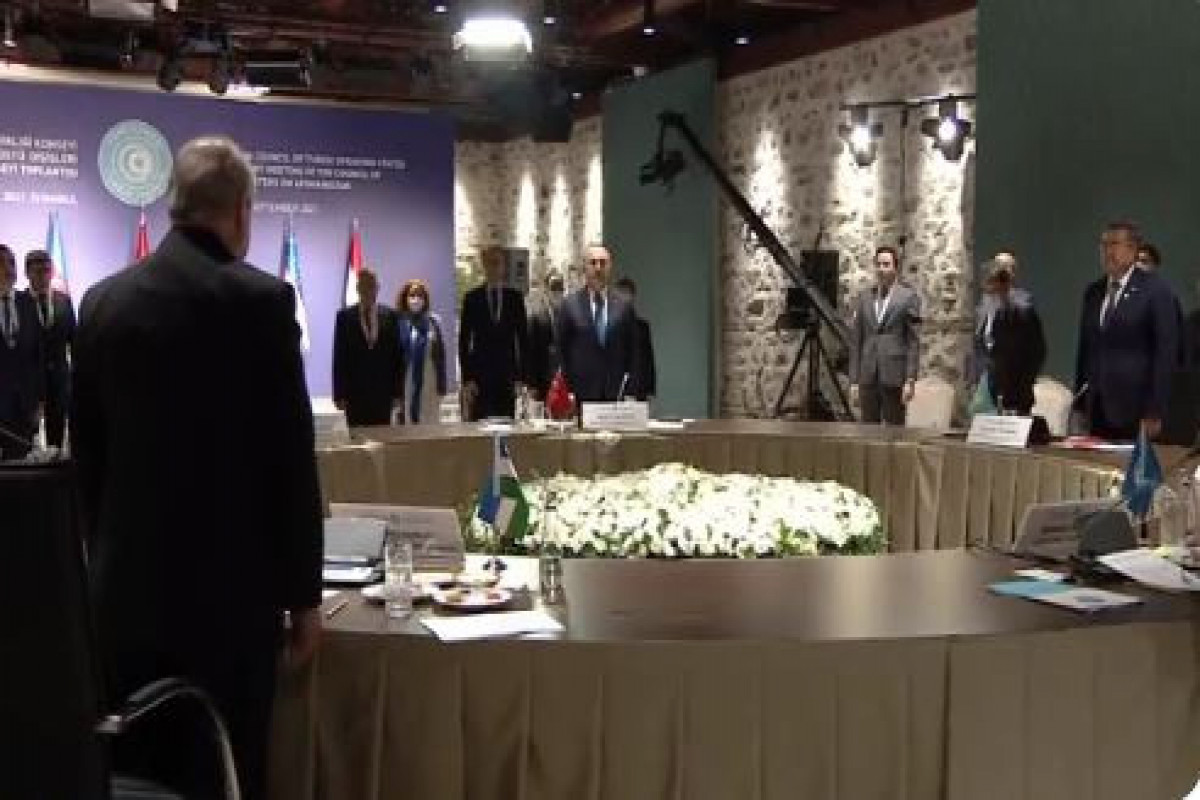 """Martyrs of the Patriotic War were commemorated at special meeting of Turkish Council of Foreign Ministers-<span class=""""red_color"""">VIDEO"""