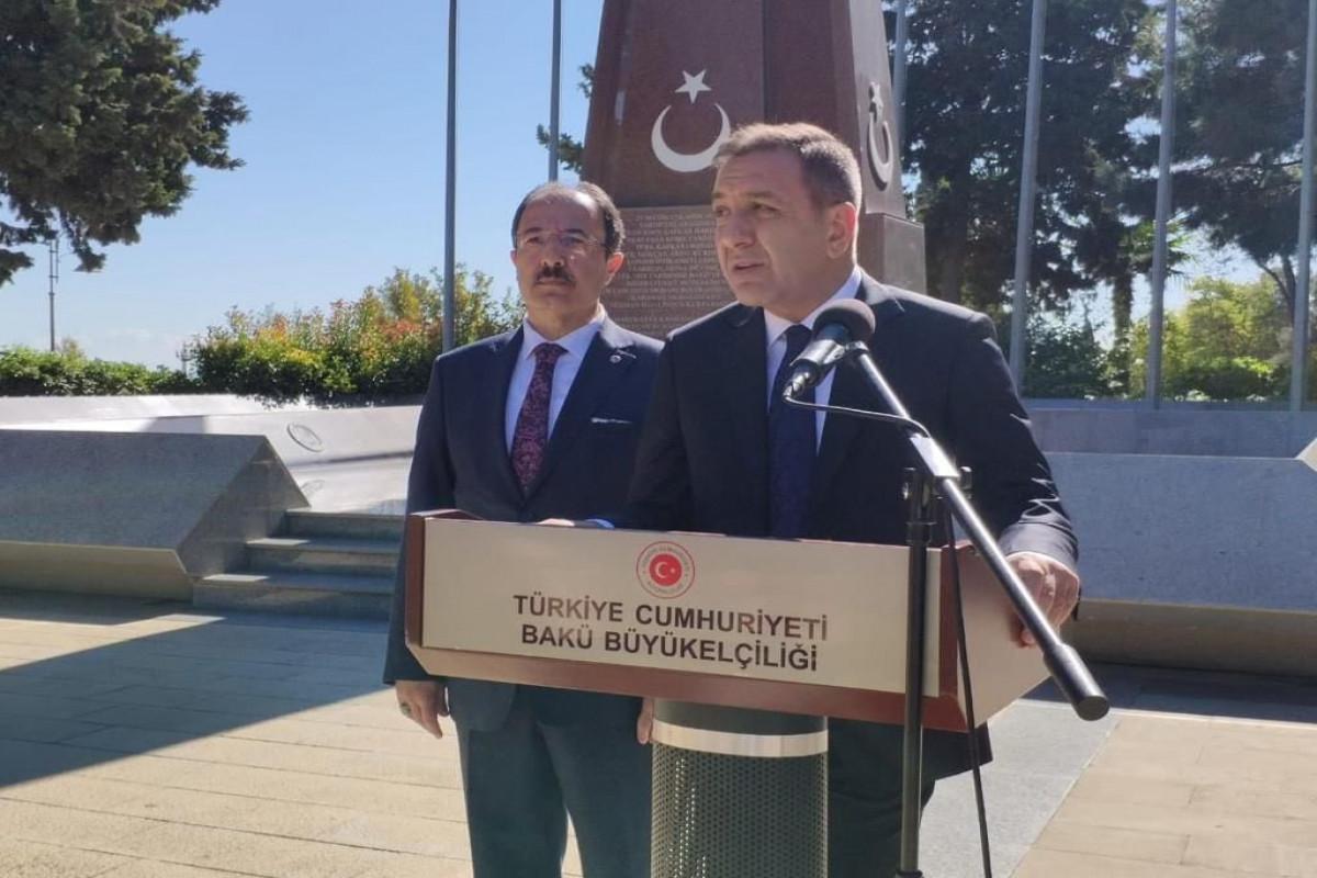 Türkiyə müdafiə nazirinin müavini Muhsin Dərə