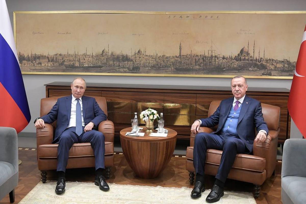 Putin, Erdogan to discuss situation in Syria, Libya, Afghanistan — Kremlin spokesman