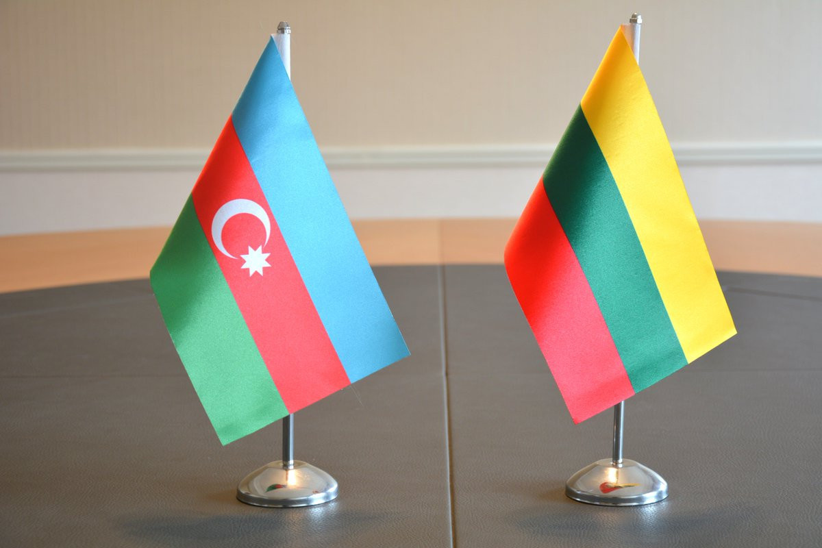 Lithuanian Embassy in Azerbaijan extends condolences to families of Patriotic War martyrs