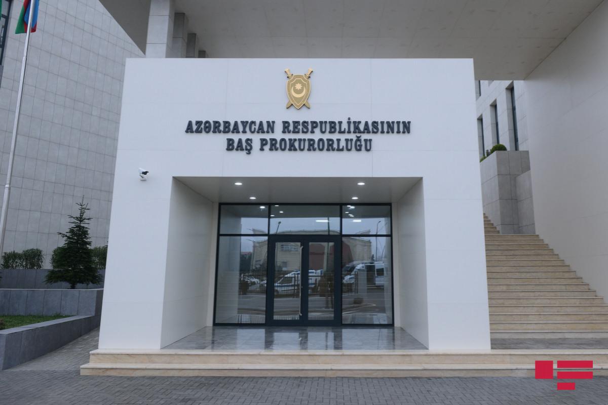 """Прокуратура обратилась в международные структуры в связи с преступлениями, совершенными Арменией против гражданских лиц-<span class=""""red_color"""">ВИДЕО"""
