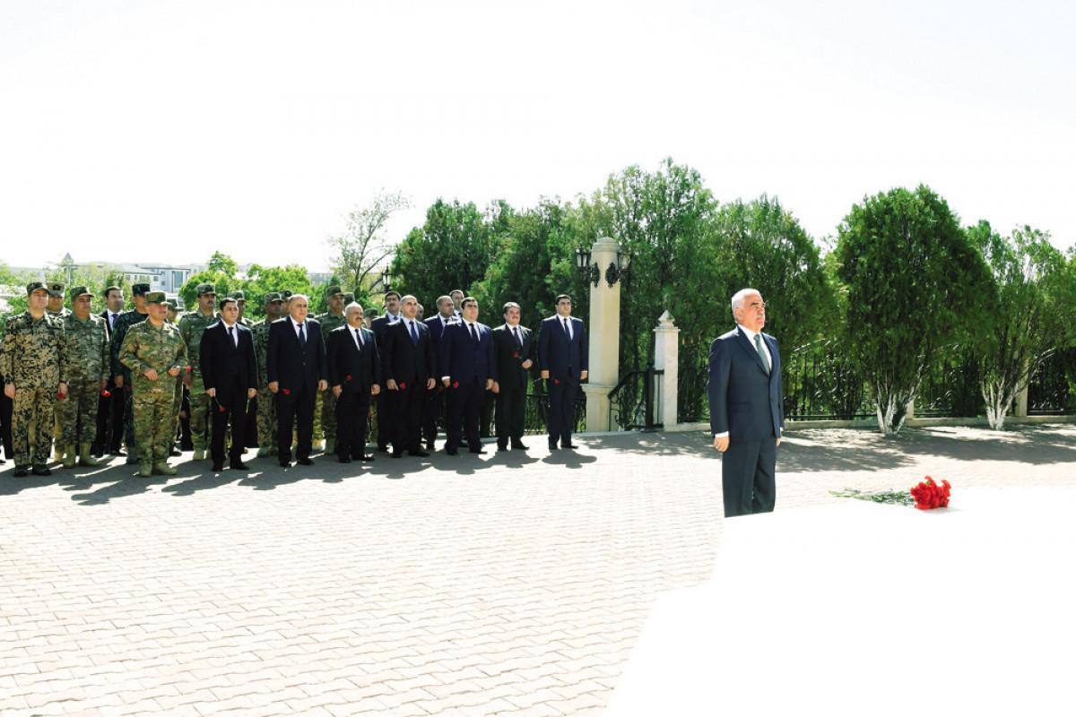 Memory of martyrs of Patriotic War commemorated in Nakhchivan