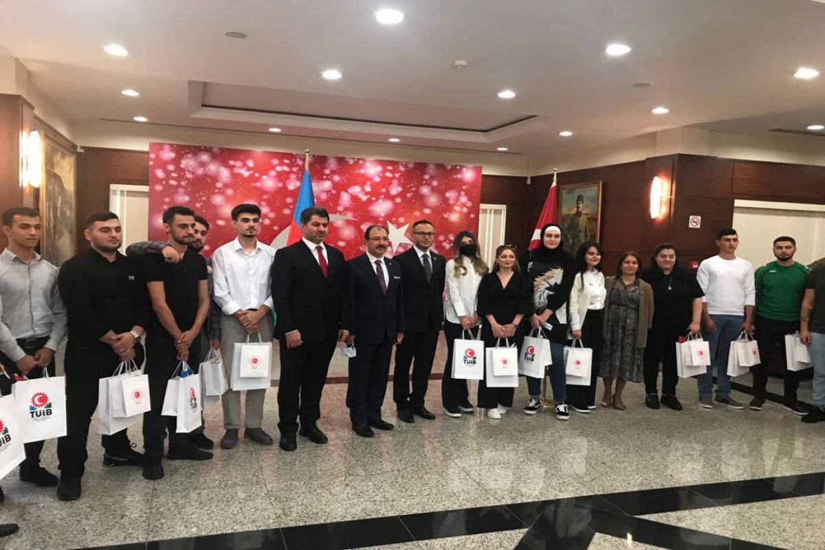 В посольстве Турции состоялось мероприятие в связи с Днем памяти