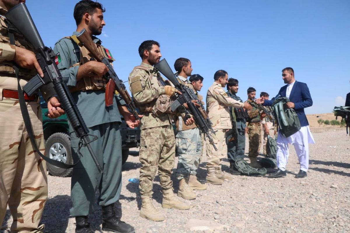 World should recognize Taliban as leaders of Afghanistan — Taliban