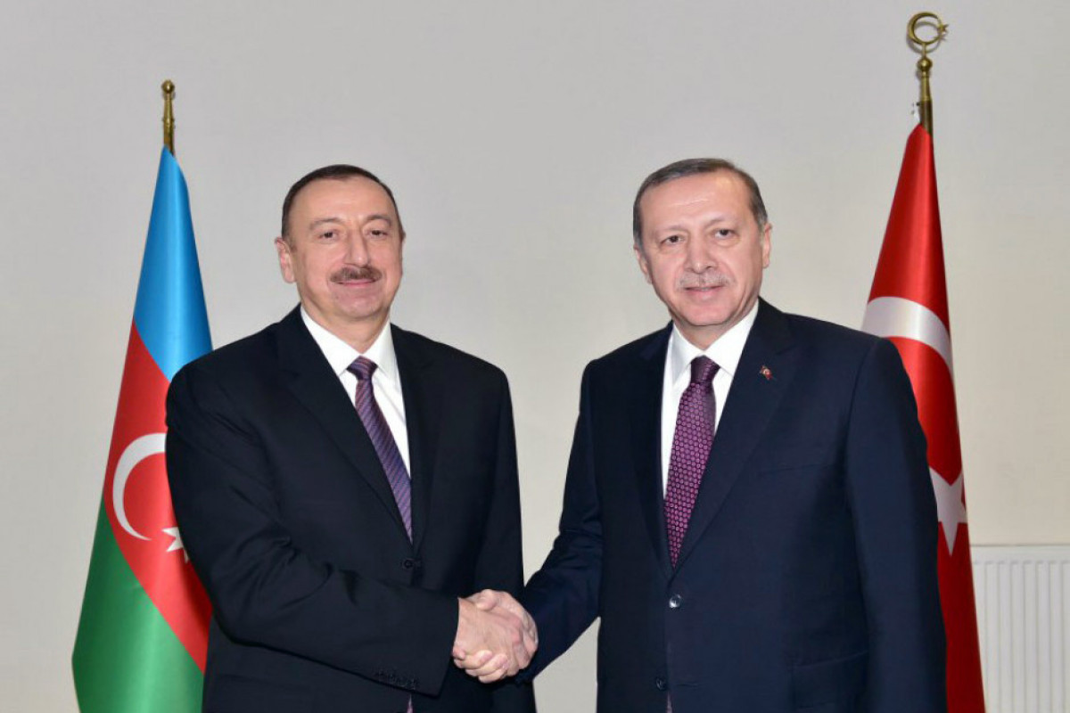 Turkish President makes phone call to President Ilham Aliyev on Remembrance Day