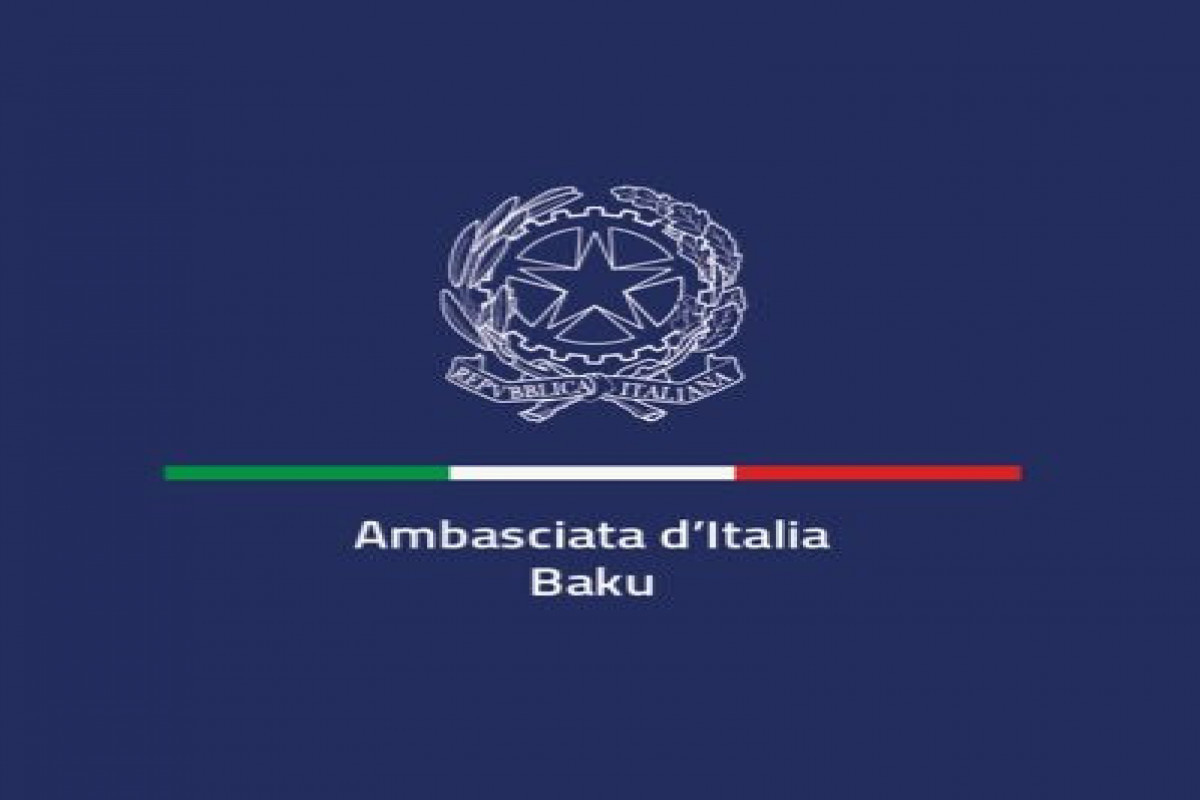 Italian Embassy in Azerbaijan extends condolences to families of Patriotic War martyrs