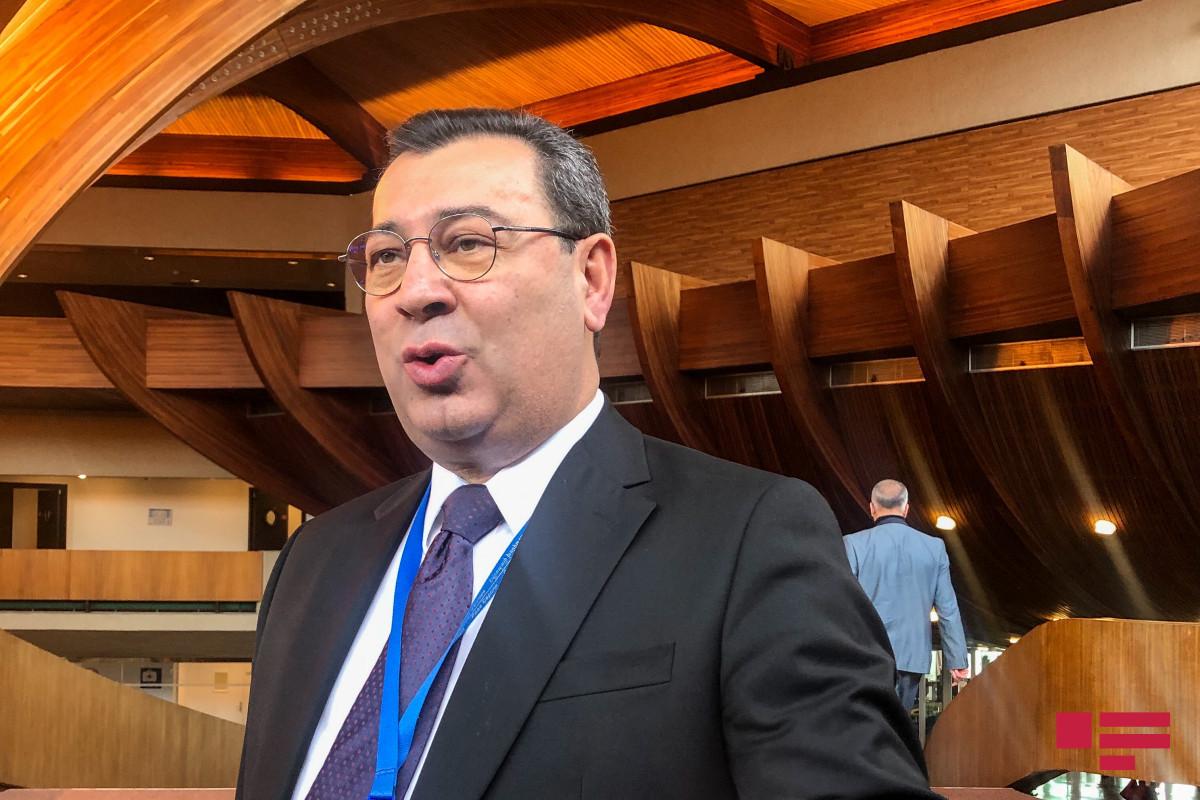 Самед Сеидов: Армения должна признать территориальную целостность Азербайджана, подписать мирный договор