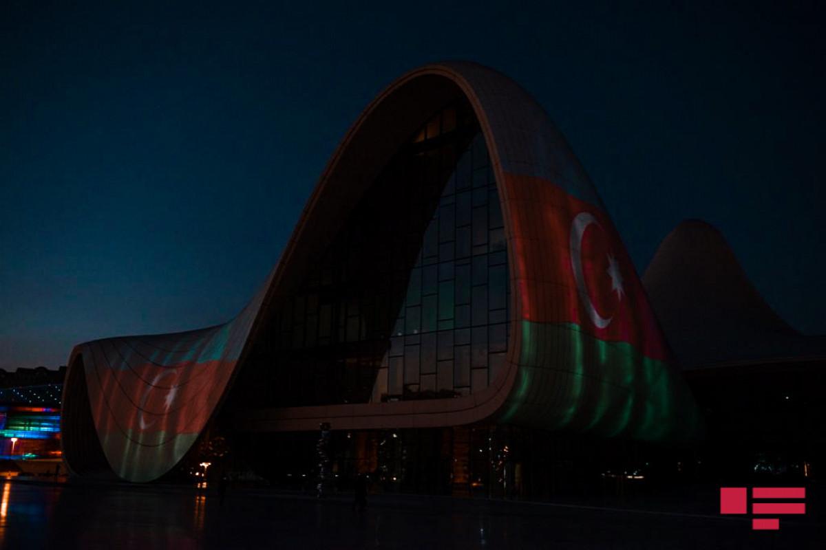 Heydər Əliyev Mərkəzinin binası