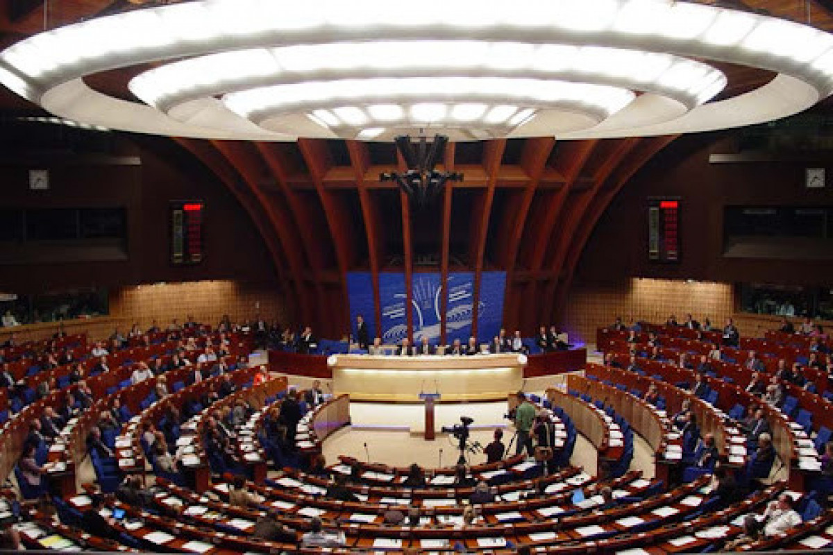"""PACE adopts a report entitled """"Humanitarian consequences of the conflict between Armenia and Azerbaijan"""""""