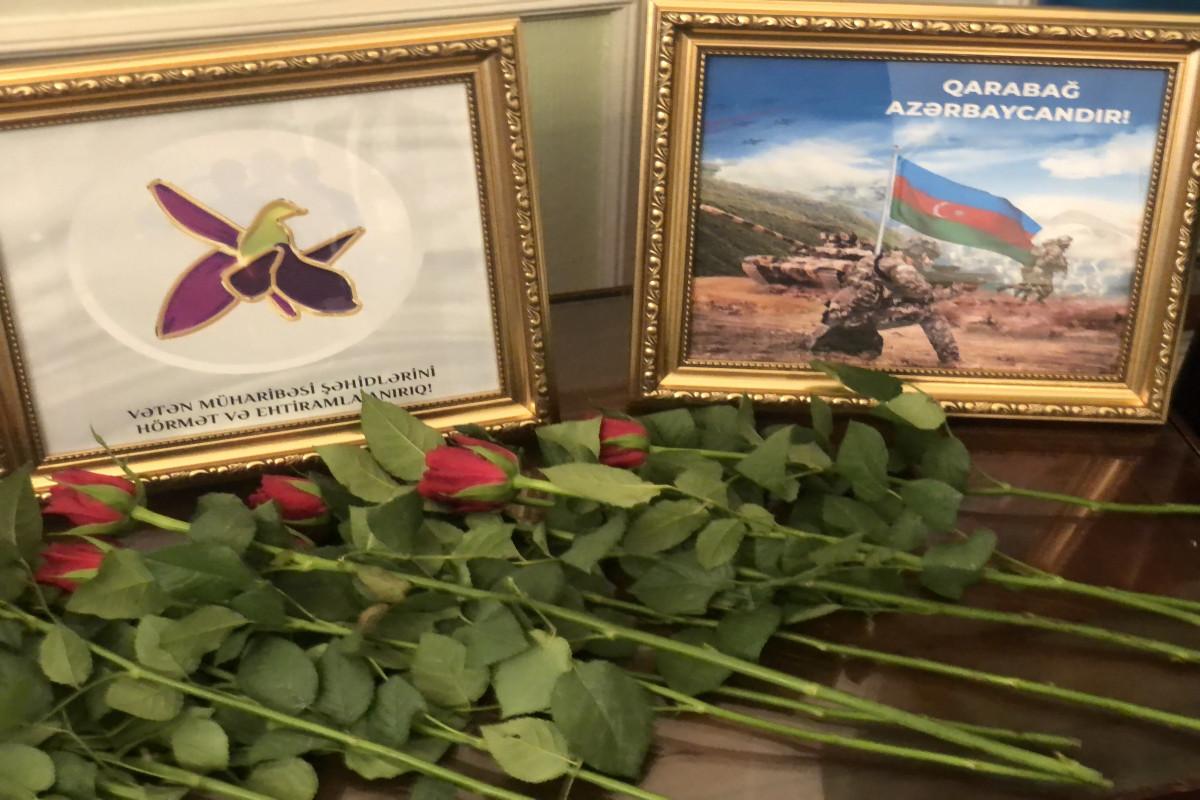 В Лондоне почтили память шехидов Отечественной войны-ФОТО