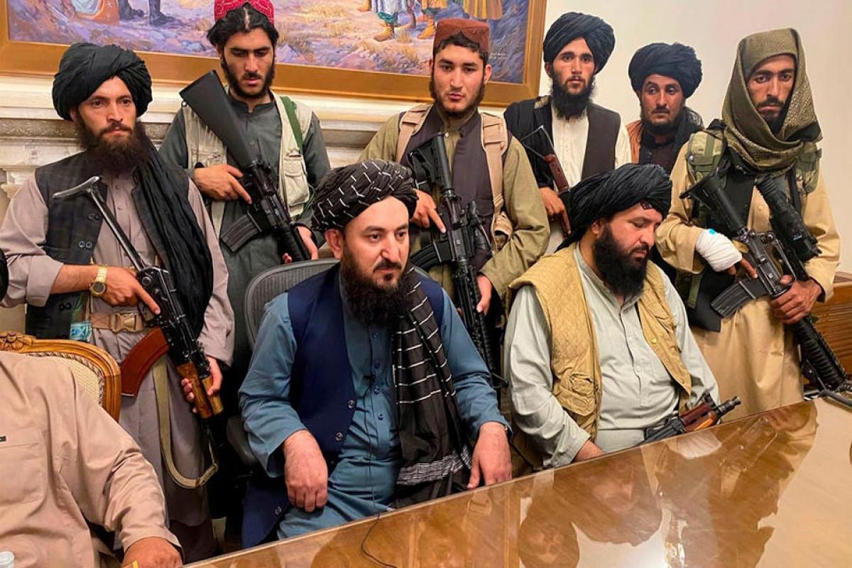 В «Талибане» объяснили запрет брить бороду