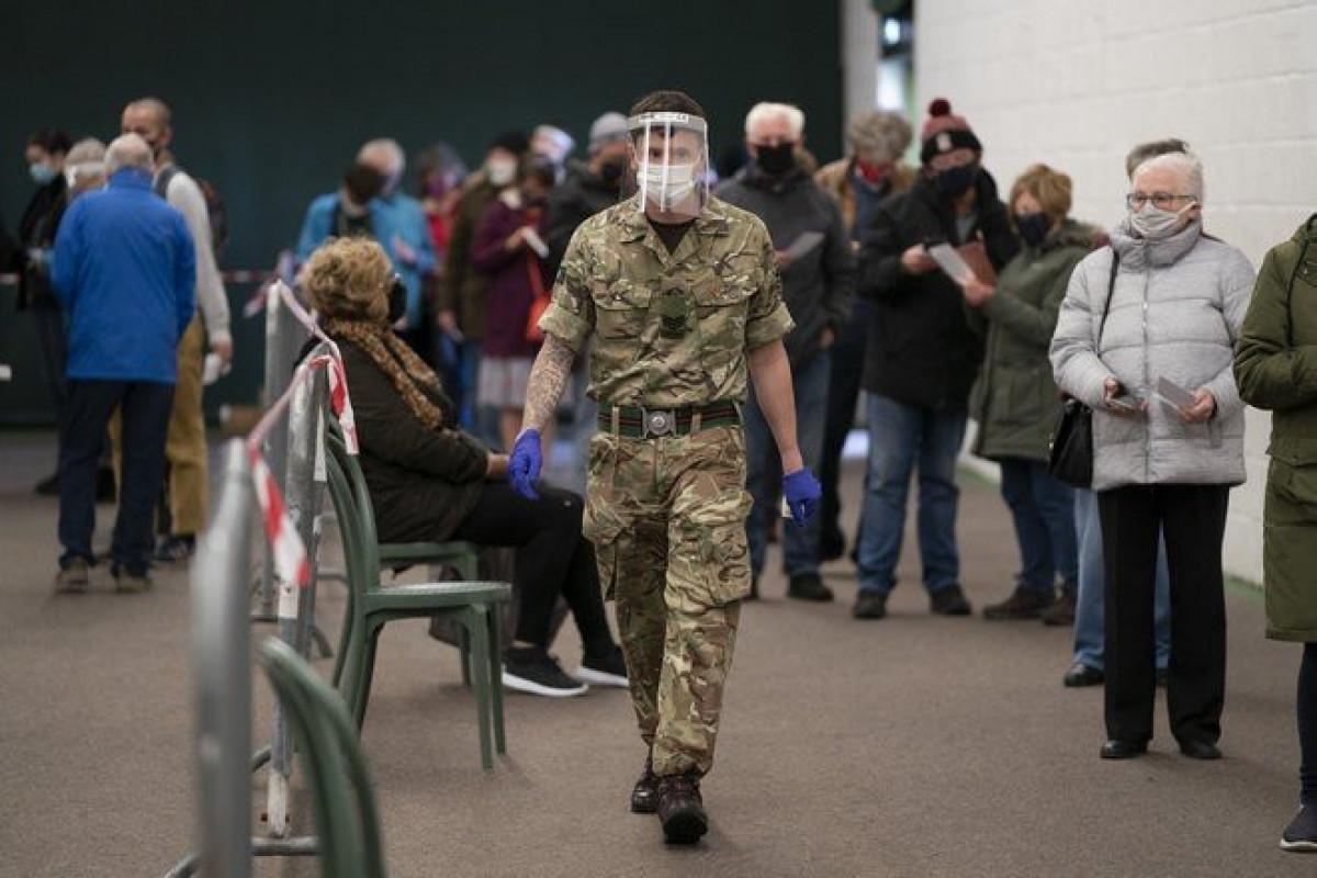 Британия собирается мобилизовать армию из-за топливного кризиса