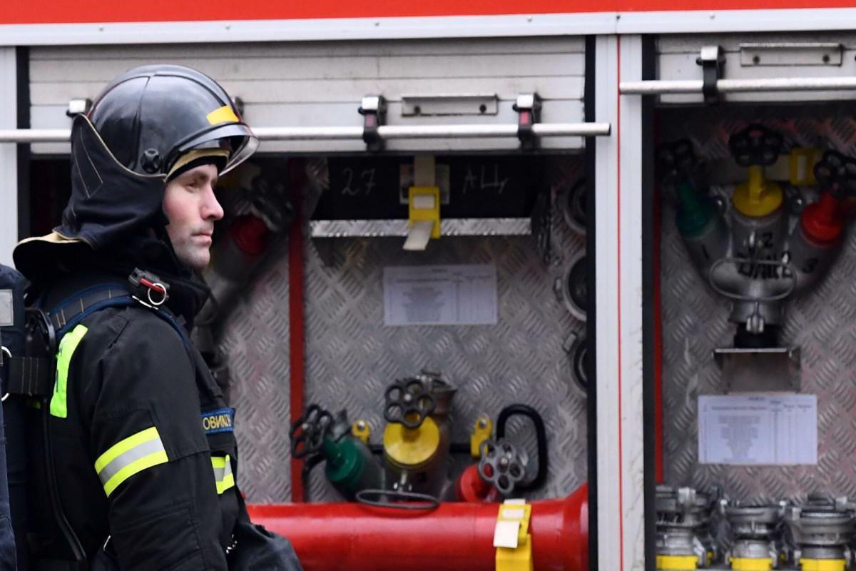 В России при пожаре в многоквартирном доме погибли трое детей
