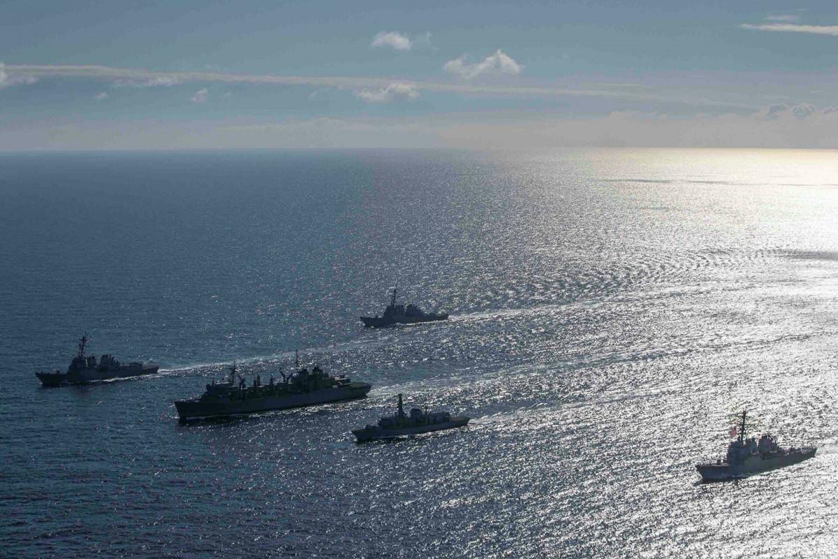 Пентагон создал группу эсминцев для противодействия российским подлодкам