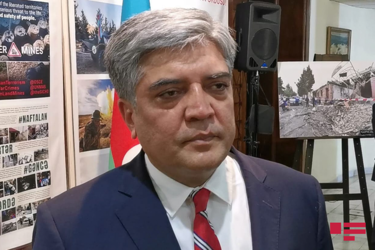 """Pakistani Ambassador to Russia: """"Our position regarding Karabakh leans on international law and moral norms"""""""