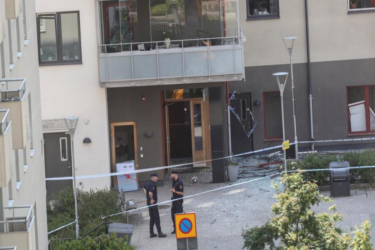 25 injured after explosion in residential building in Gothenburg, Sweden