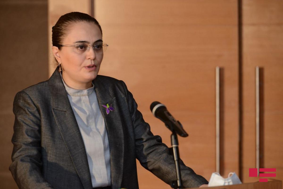Саадат Юсифова: Армения должна нести ответственность за военную агрессию против Азербайджана и другие тяжкие преступления