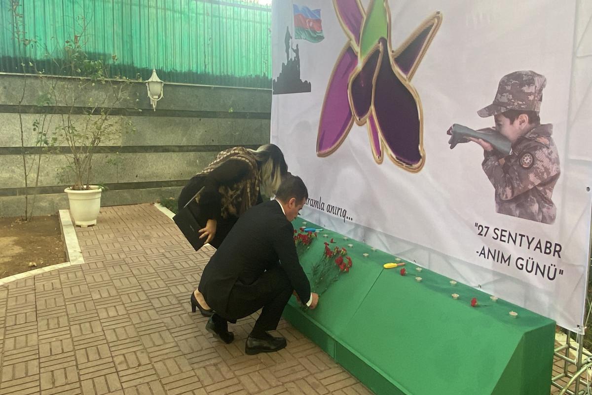Patriotic War martyrs commemorated in Tehran
