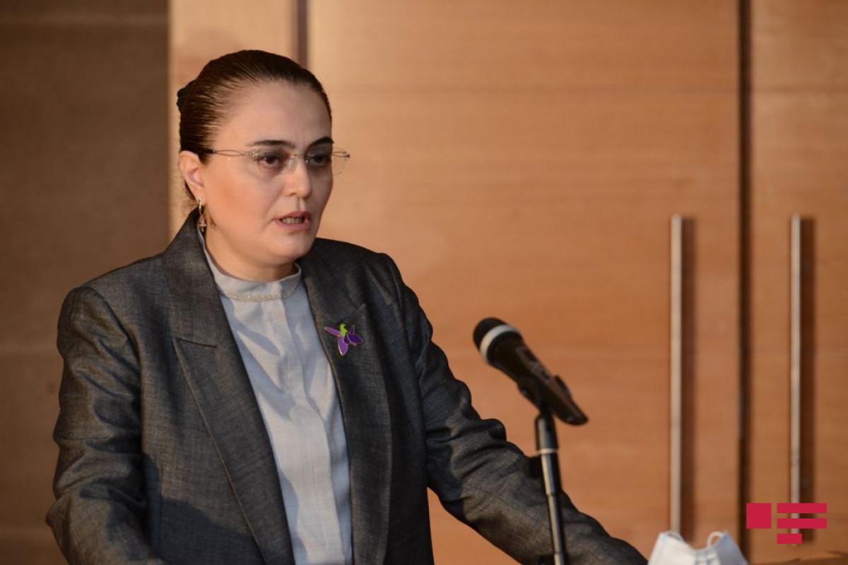 Саадат Юсифова: На сайте memorial.az информация о шехидах будет сосредоточена в едином электронном ресурсе