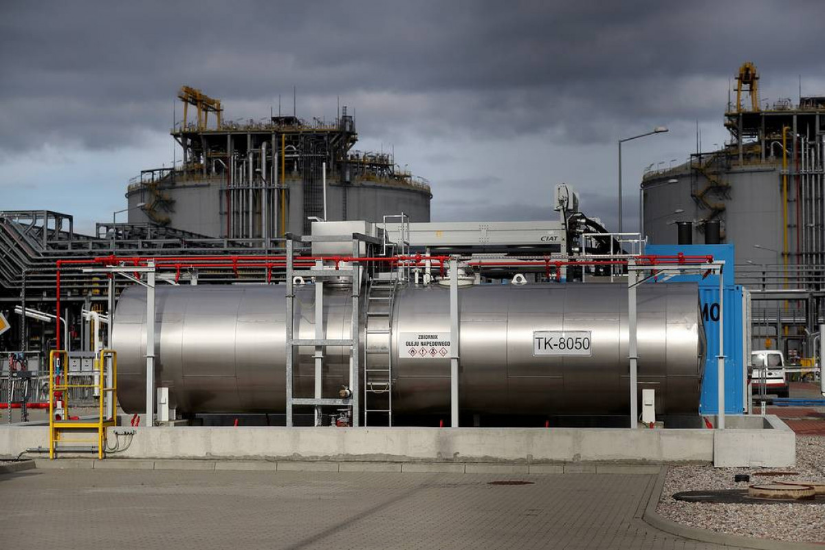 Gas prices in Europe surpass $1,000 per 1,00 cubic meters first time in history