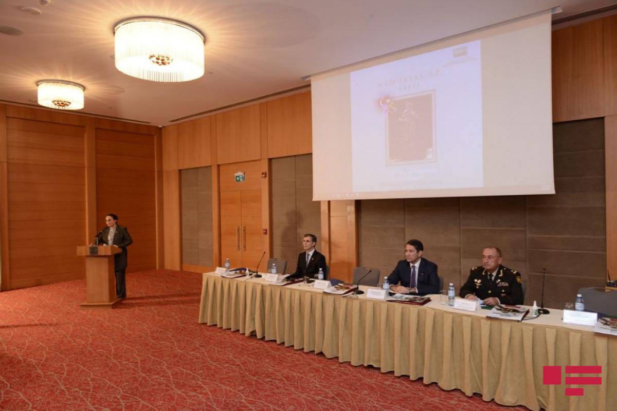Состоялась презентация посвященных шехидам сайта memorial.az и «Книги памяти»