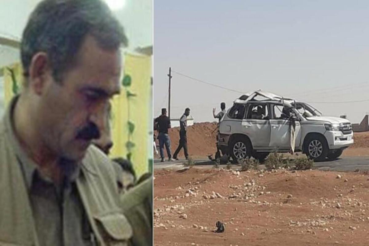 Türkiyə MİT PKK-nın Ermənistan üzrə nümayəndəsini məhv edib