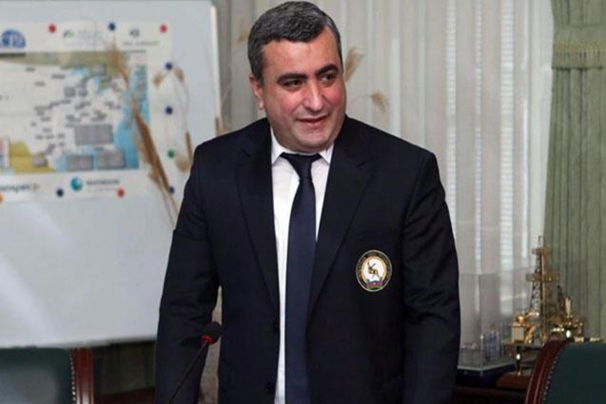 Heydar Aliyev Foundation takes control of Elnur Ashrafoglu