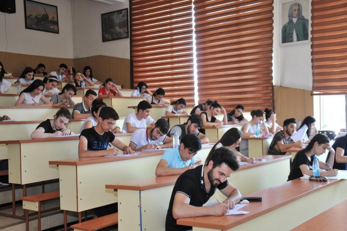 Обнародовано число студентов в Азербайджане