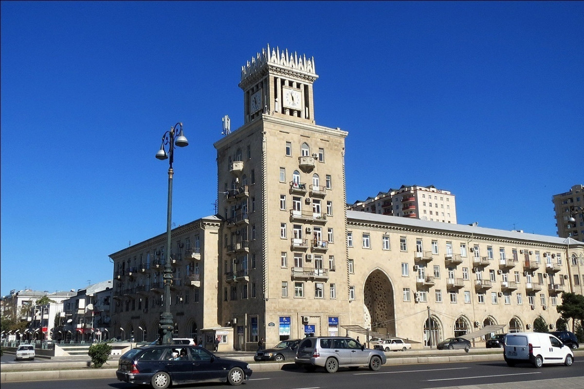 На реконструкцию дорог в Наримановском районе Баку выделено 6,4 млн манатов
