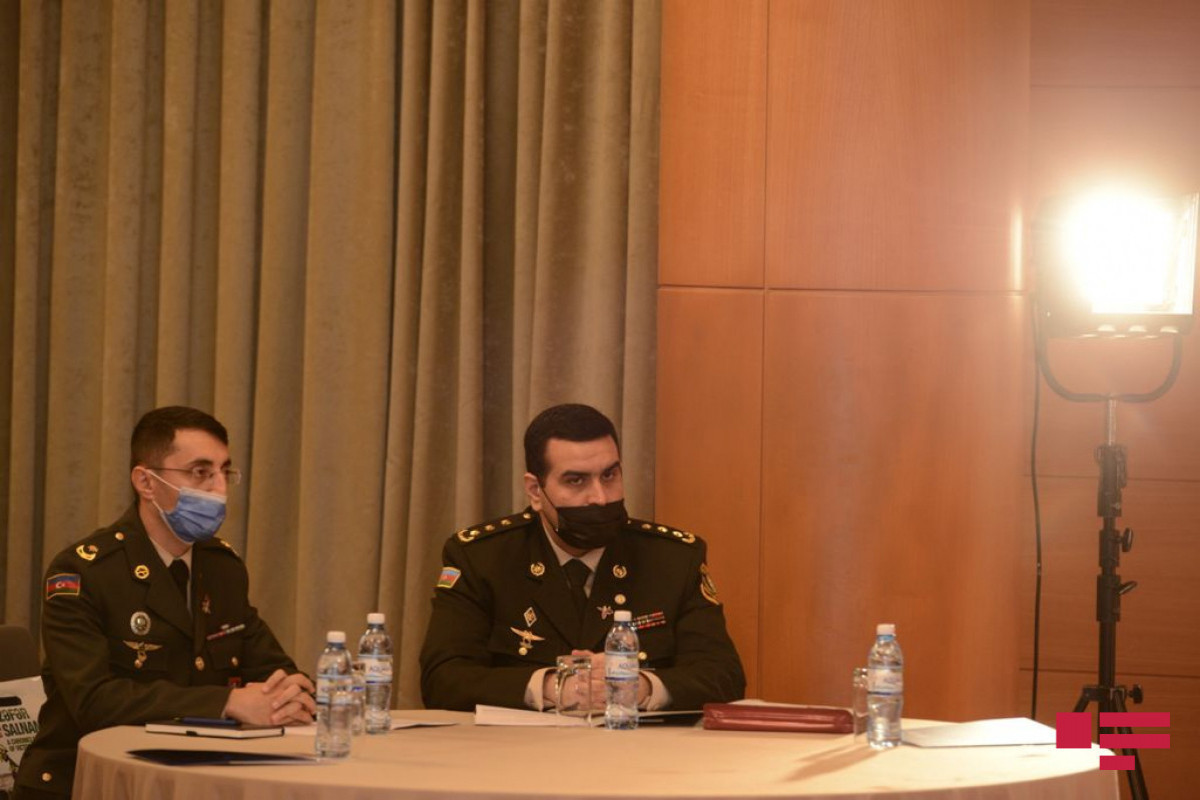 """Presentation of memorial.az website, """"Book of Memory"""" about martyrs held"""