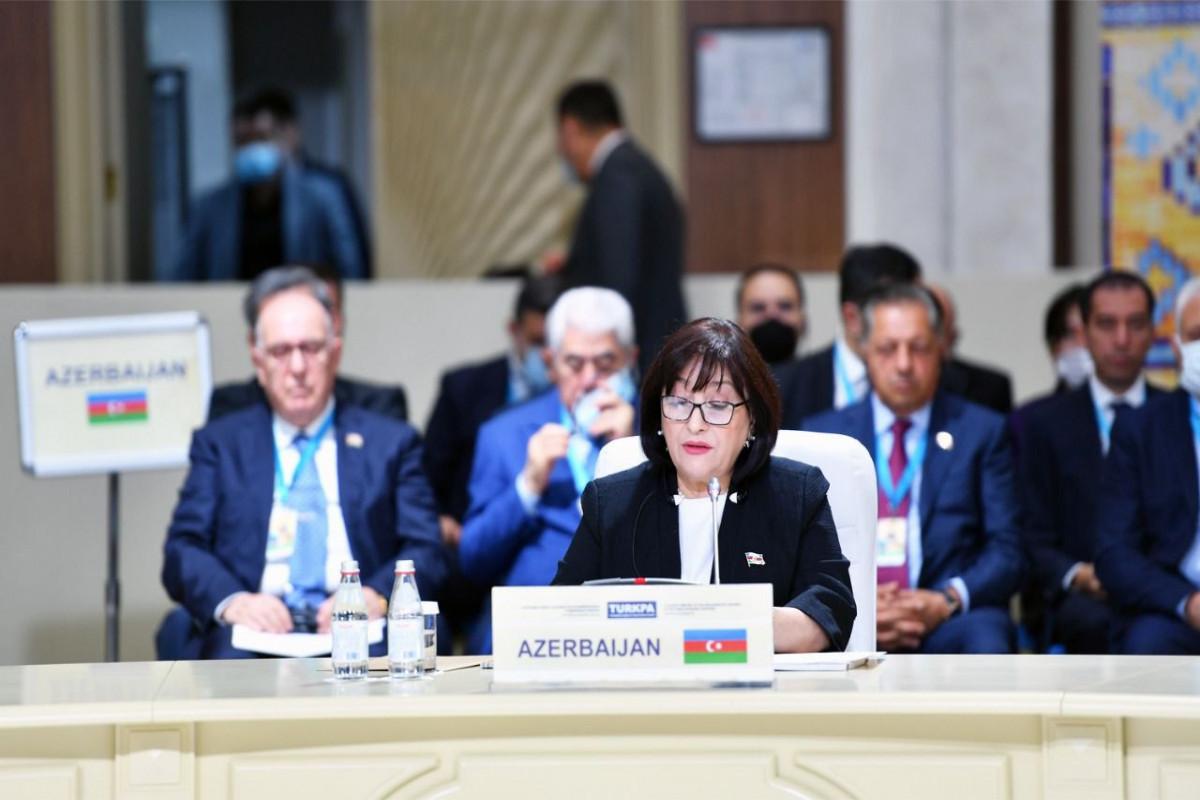 На пленарном заседании ТюркПА принята Туркестанская декларация