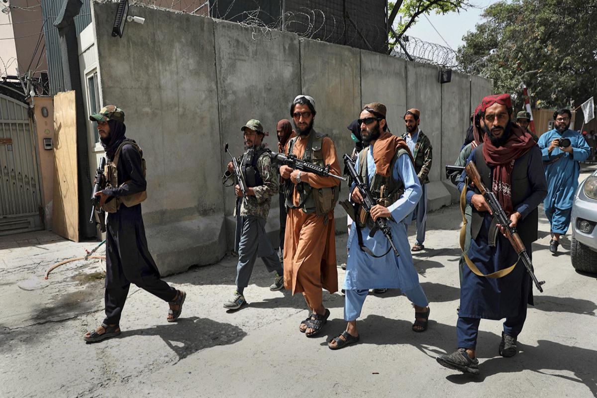Пентагон назвал «Талибан» террористической организацией
