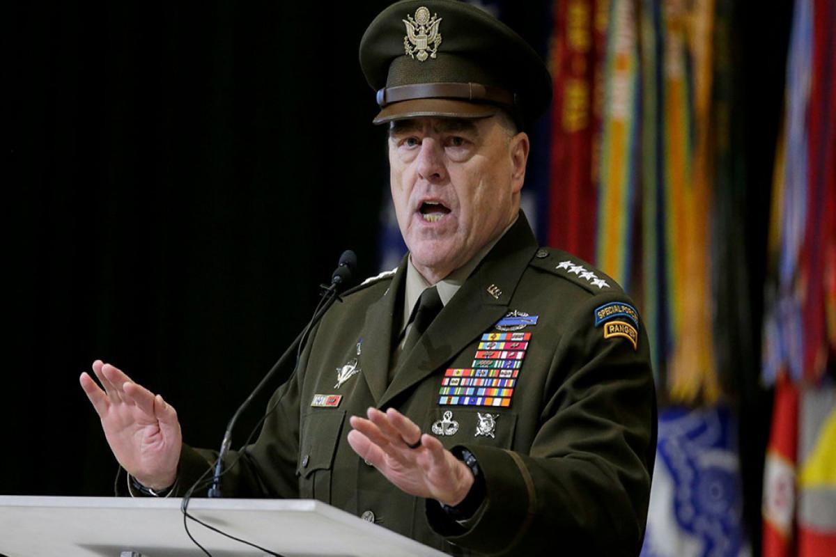 """ABŞ generalı: """"Əfqanıstandakı vəziyyət Amerikanın dünyadakı nüfuzuna təsir edib"""""""