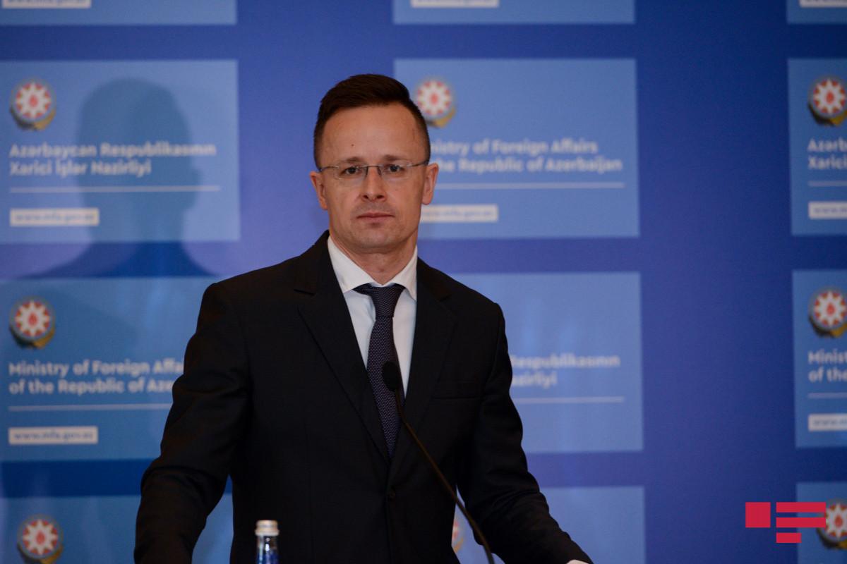 Петер Сийярто: Работа, проводимая Азербайджаном в сфере укрепления межкультурного сотрудничества, заслуживает одобрения