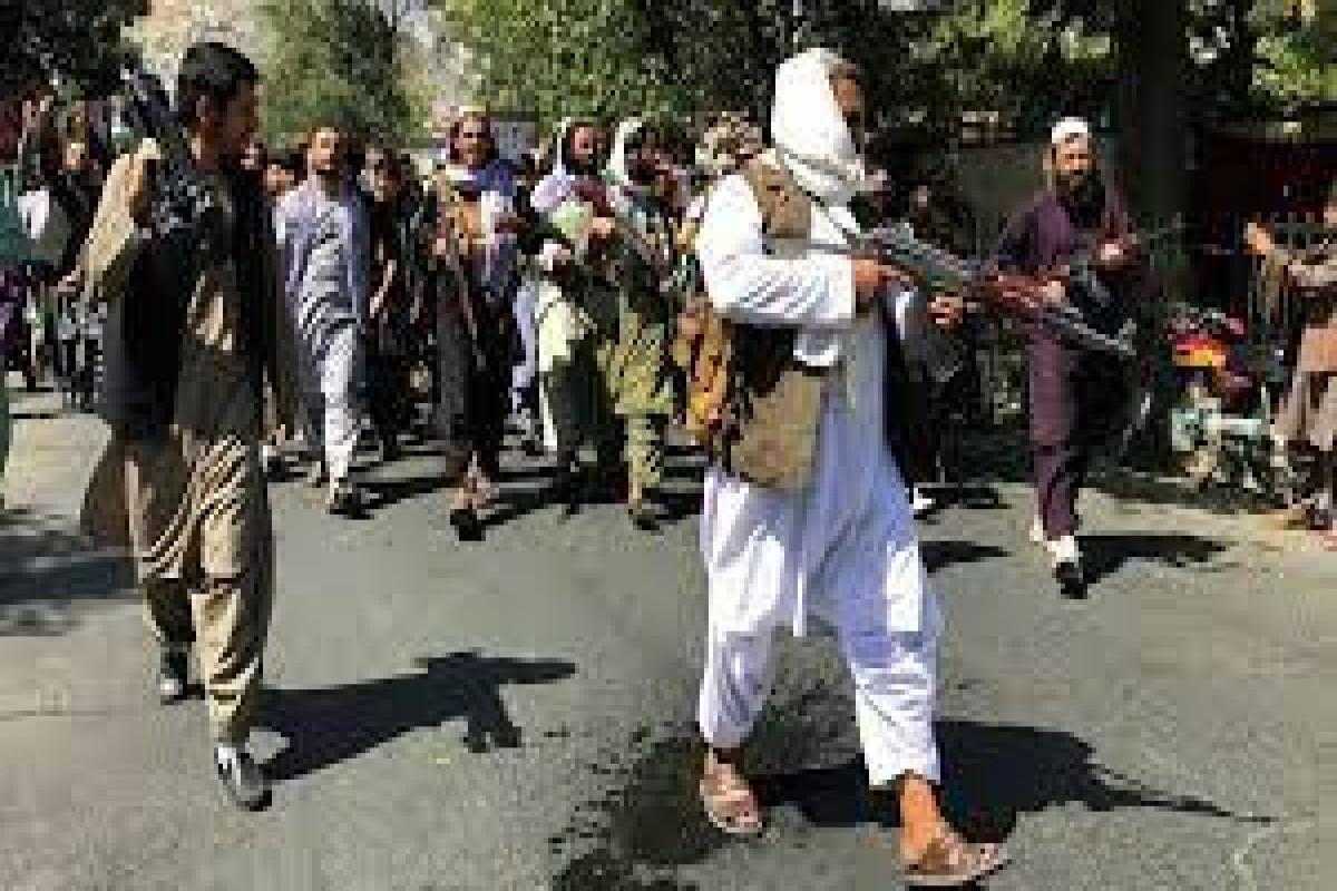 Талибы обвинили США в нарушении воздушного пространства Афганистана
