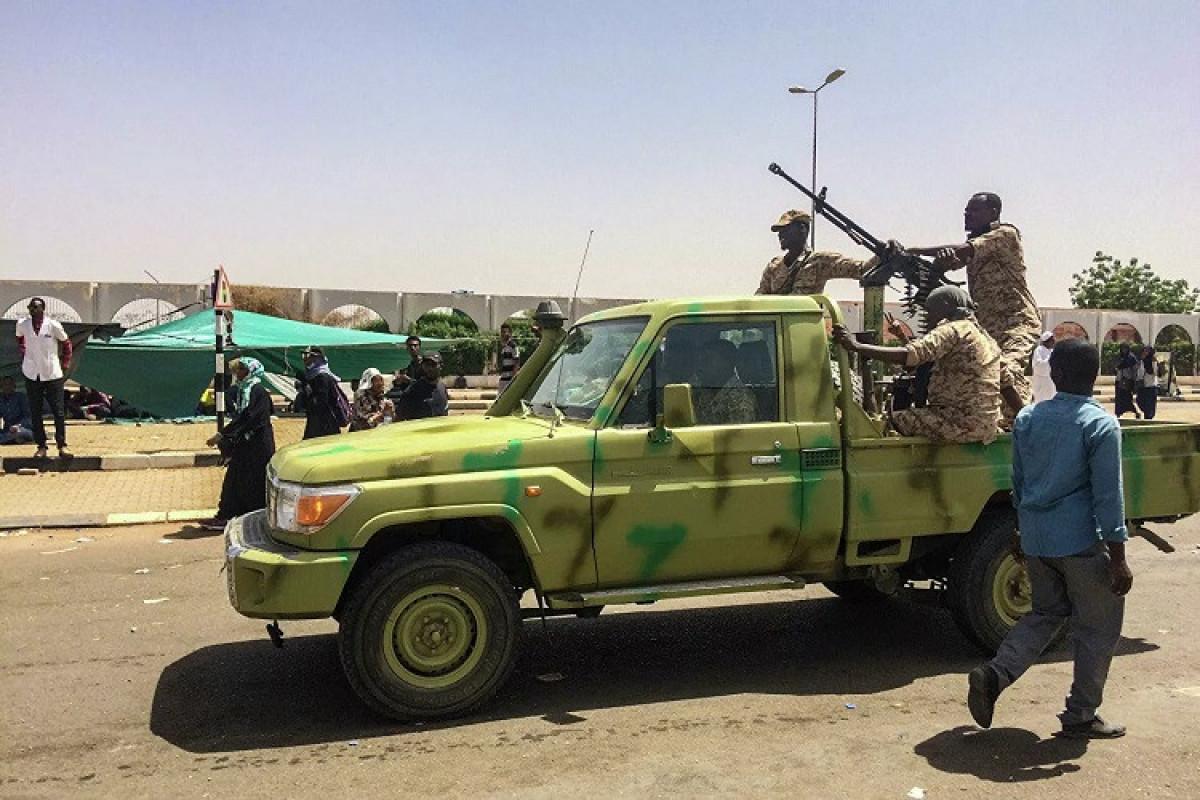 Sudanda antiterror əməliyyatı zamanı 5 hərbçi ölüb