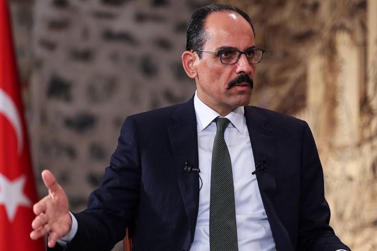 Ибрагим Калын: Победа в Карабахе стала большой победой для Турции, Азербайджана и региона