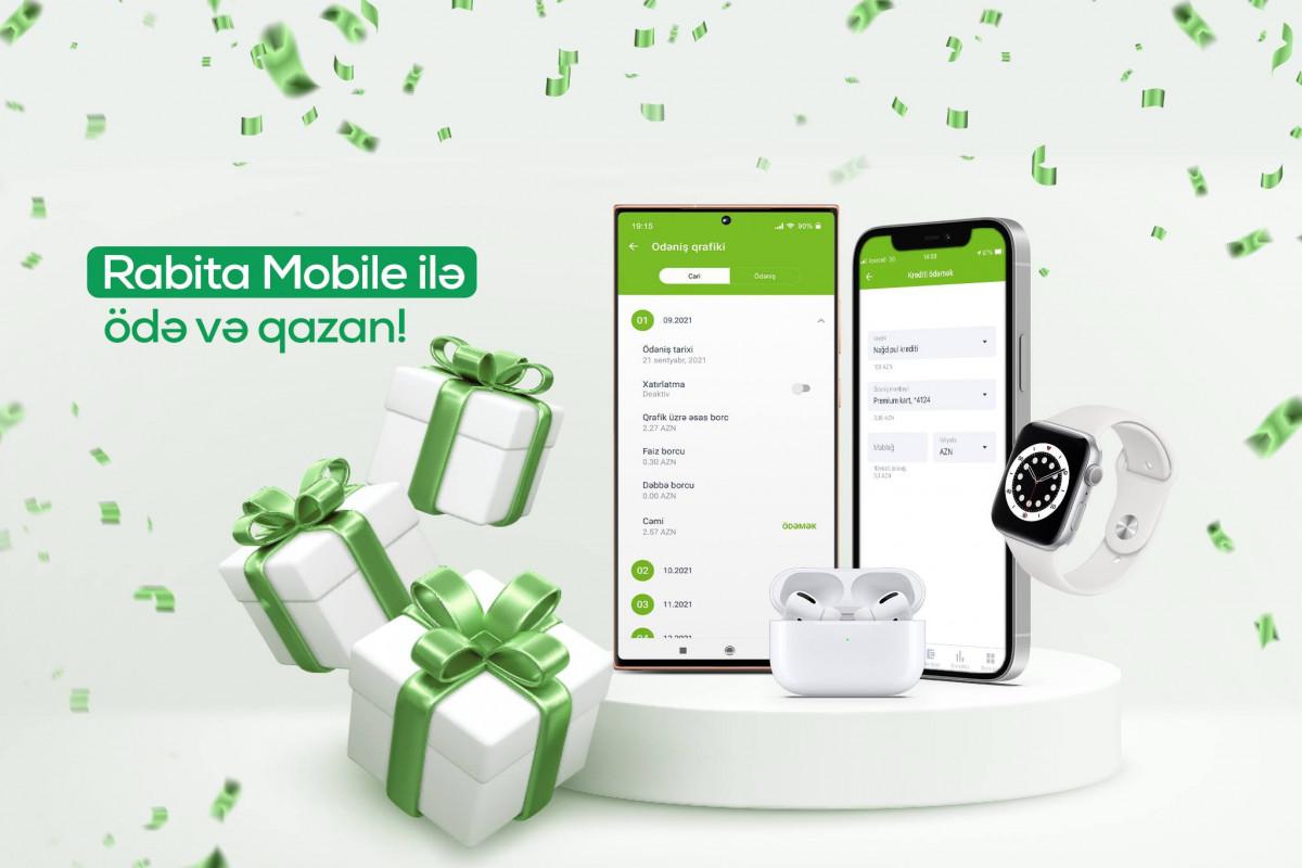 """""""Rabita Mobile ilə ödə və qazan"""" lotereyasının ikinci tirajına az qalıb"""